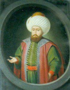 مراد اول اولین امپراتور عثمانی با تبار اروپایی بود
