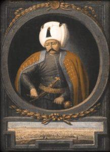 سلطان سلیم اول معروف به یاووز او بانی برادرکشی در امپراتوری عثمانی شد
