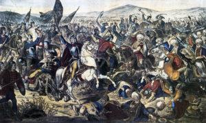 نبرد کوزوو یکی از سخت ترین جنگ های عثمانی با کشورهای اروپایی تا آن زمان بود