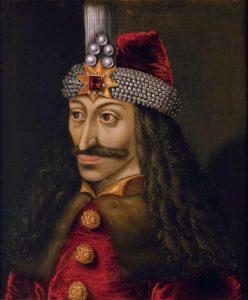 ولاد سوم معروف به کنت دراکولا حاکم والاشیا