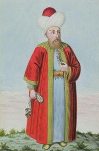 سلطان مراد دوم او علاقه ای به سلطنت نداشت و دوبار تاج و تخت را رها کرد