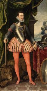 شاهزاده دون خوان اسپانیایی فرمانده کل نیروهای اروپایی در نبرد لپانتو