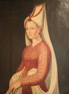صفیه سلطان مادر ونیزی سلطان محمد سوم. او نفوذ وحشتناکی بر روی پسرش داشت و حتی به او اجازه خروج از پایتخت را نمی داد