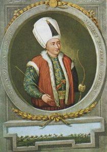 عثمان دوم اولین امپراتورعثمانی که به دست ینی چری ها به قتل رسید