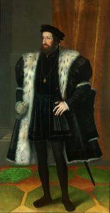 فردیناند حاکم اتریش . او در تمام آن سال ها سعی کرد با ترکیبی از جنگ و صلح جلوی پیشروی ارتش عثمانی در مرکز اروپارا بگیرد