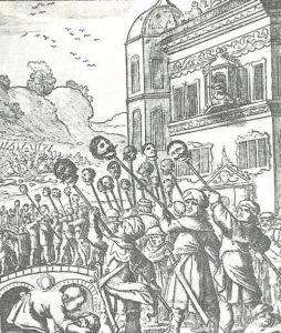 قیام مردم تبریز برضد عثمانی در 1603