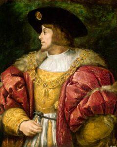 لوییس دوم آخرین پادشاه مستقل و نگون بخت مجارستان که قربانی دشمنی فرانسه و اسپانیا با یکدیگر شد