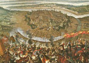 محاصره وین در سال 1529 اروپا را معرض نابودی قرارداد