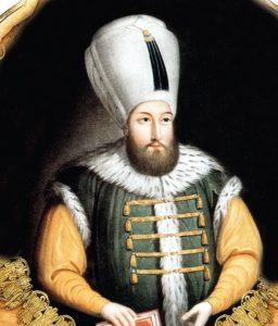 مصطفی اولین سلطان دیوانه پرورش یافته در قفس. او برادرش عثمان دوم دو بار به سلطنت رسیدند و برکنار شدند