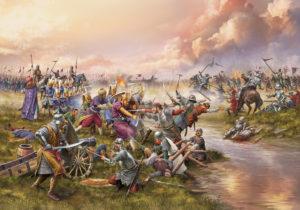 نبرد موهاچ نقطه عطف تاریخ اروپا و یکی از وحشیانه ترین جنگ های عثمانی تا آن زمان بود چرا که تمام اسیران جنگی به فرمان سلطان سلیمان به قتل رسیدند