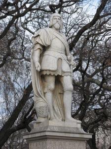 کنت فون سالم قهرمان وین که با تنها 20 هزار سرباز وین را از حمله عثمانی نجات داد