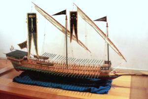 کشتی های جنگی عثمانی به نام گالر برای سال ها مایه وحشت کشورهای اروپایی بودند