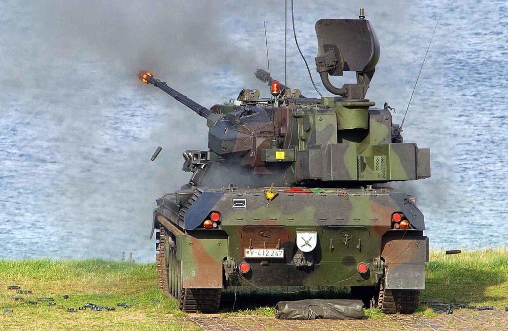 سامانه دفاع هوایی  گریپارد