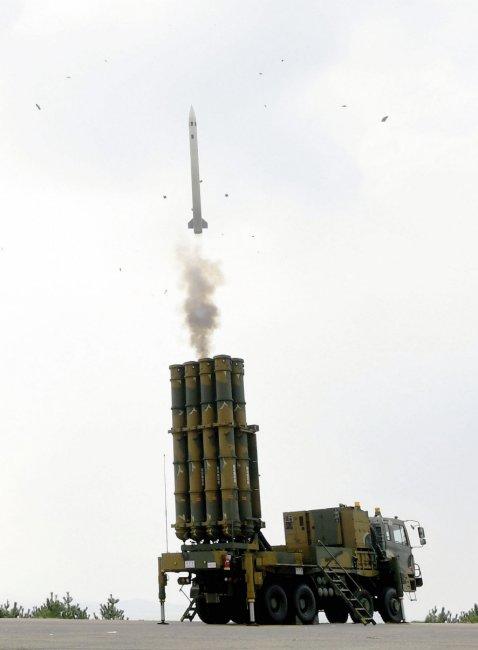سامانه موشکی KM-SAM