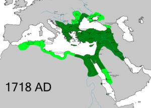 امپراتوری عثمانی بعد از شکست در نبرد پتراواردین و امضای معاهده پاساروویتس