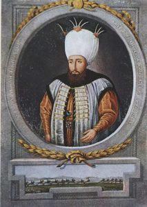 سلطان احمد سوم . با شورش مردم برضد برادرش به سلطنت رسید