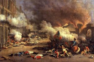 آغاز انقلاب کبیر فرانسه در سال 1789 روزهای خوش رابطه فرانسه و عثمانی را به اتمام رساند