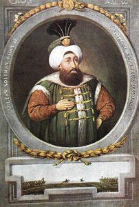 سلیمان دوم بعد از اسارت چهل ساله در قفس به سلطنت رسید