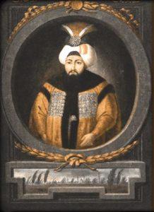 عثمان سوم یکی از سلاطین فاجعه آمیز عثمانی. تنها سرگرمی او غذا خوردن بود