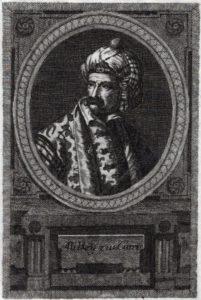 علی بیگ کبیر. شورش او در مصر با پشتیبانی روسها دردسر زیادی برای عثمانی درست کرد