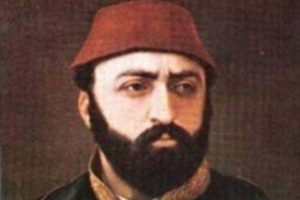 قباچی مصطفی فرمانده شورشیان یماک . شورش او منجر به سرنگونی سلطنت سلیم سوم شد