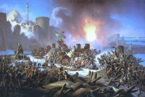 محاصره قلعه اوچاکوف یکی از خونین ترین جنگ های روسیه و عثمانی بود