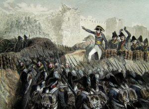 محاصره عکا نقطه پایان پیشروی ناپلئون در خاک سوریه و فلسطین بود