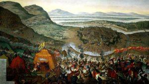 محاصره وین در 1683. شکوه و عظمت ارتش عثمانی درپای دیوارهای وین بارها درهم شکست