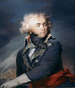 ژنرال کلبر با ترک ناگهانی مصر از سوی ناپلئون فرماندهی نیروهای فرانسوی به او رسید