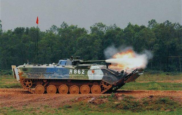 نیروی زمینی چین - سپند جام