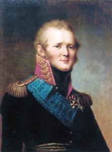 الکساندراول امپراتور وقت روسیه او به خوبی از سال های آشفته عثمانی استفاده کرد