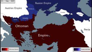 عثمانی و روسیه بعد از جنگ 1812
