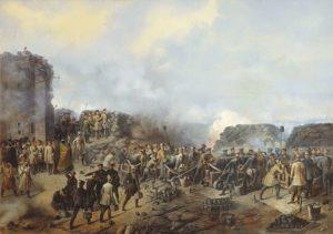 محاصره خونین سواستوپل. بیش از دویست هزار سرباز از هر دو طرف در طی این محاصره کشته شدند