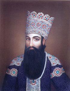 محمد علی دولتشاه پسر بزرگ فتحعلیشاه. او نقش مهمی در پیروزی های ایران در جنگ با عثمانی داشت