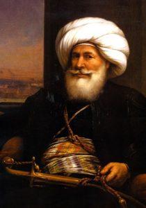 محمد علی پاشا بنیان گذار سلسله خدیوی و بانی تاسیس مصر نوین