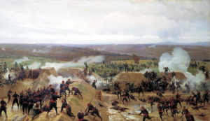 نبرد در استحکامات گریویتسا بشدت سخت و خونین بود و در روزهای اول محاصره پلونا موجب شکست روسها شد