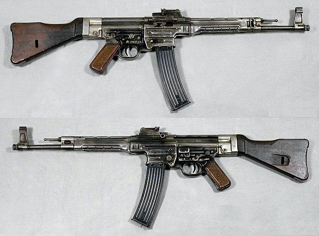 سلاح تهاجمی ام پی44