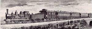 خطوط راه آهن عثمانی که بیشتر به دست آلمانی ها ساخته شد