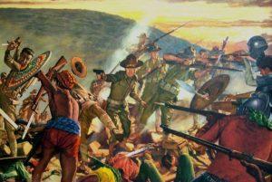 سرکوب شورش موروها در فیلیپن به دست سربازان آمریکایی و فتوای سلطان عبدالحمید دوم انجام شد