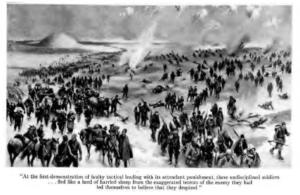 مقاومت عثمانی در خط دفاعی چتالا استانبول را نجات داد و تنها شکست بلغارها را رقم زد