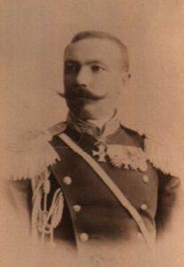 ژنرال ایوانف فرمانده ارتش دوم بلغارستان. او معتقد بود بدون نیروی دریایی یونان عثمانی مغلوب نمی شد