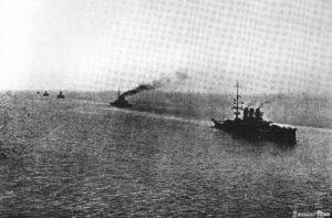 نیروی دریایی ایتالیا به راحتی مسیر تدارکاتی ارسال نیروی عثمانی را قطع کرد