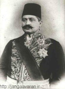 طلعت پاشا اصلی ترین رقیب انور پاشا در دولت عثمانی بود