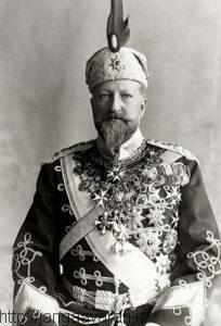 تزار فردیناند پادشاه بلند پروازبلغارستان . سیاست های غلط او باعث شروع جنگ دوم بالکان گردید