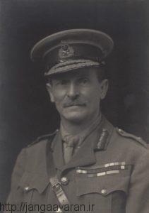 ژنرال یونهاوساوند. او تلاش فراوانی برای شکستن محاصره کوت انجام داد