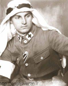 آرمین تی واگنر. این افسر آلمانی عکسها و منابع فراوانی در مورد کشتار ارامنه جمع آوری کرد