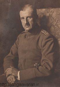 ژنرال لسو . یکی از سیاستمداران آلمانی که در مورد کشتار ارامنه به دولت این کشور گزارش داد