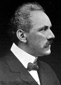 ولف مترنیخ. دیپلمات آلمانی او خواهان مداخله کشورش در ماجرای نسل کشی ارامنه بود
