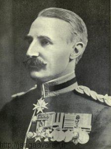 ژنرال آیلمر هانتروستون نبردهای سه گانه کریتیا با فرماندهی او انجام شد