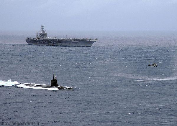 زیردریایی های تهاجمی اتمی سی ولف